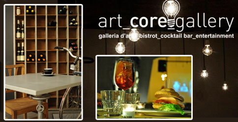 Bistrot a San Lorenzo: Art Core Gallery