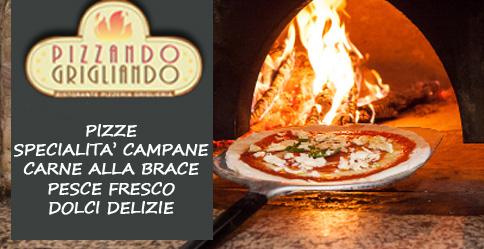 Un ristorante di qualità come non ce ne sono più: PIZZANDO GRIGLIANDO!