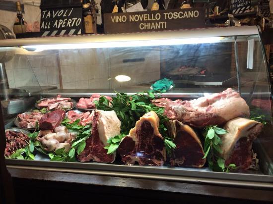 Il ciak ristorante di carne a trastevere for Carne tipica romana