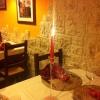 Tavoli a lume di Candela